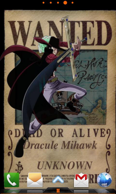 One Piece Shichibukai Live Wallpaper
